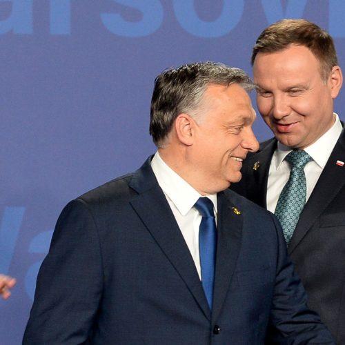 POLONIA E UNGHERIA E I RICATTI DELL'UNIONE EUROPEA