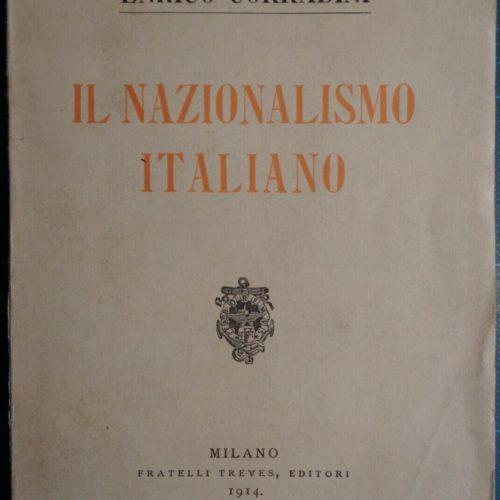 CORRADINI, VIANA E LE ORGINI DEL NAZIONALISMO ITALIANO: IL MONARCHISMO SOCIALE DELLA RIVISTA IL TRICOLORE