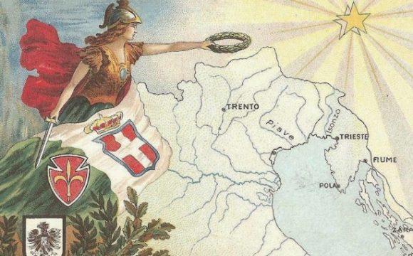 IRREDENTISMO E QUESTIONE NAZIONALE NEL PENSIERO DI ROBERT MICHELS