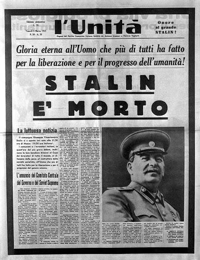 COMUNISMO, UNA STORIA DI ODIO PER L'ITALIA