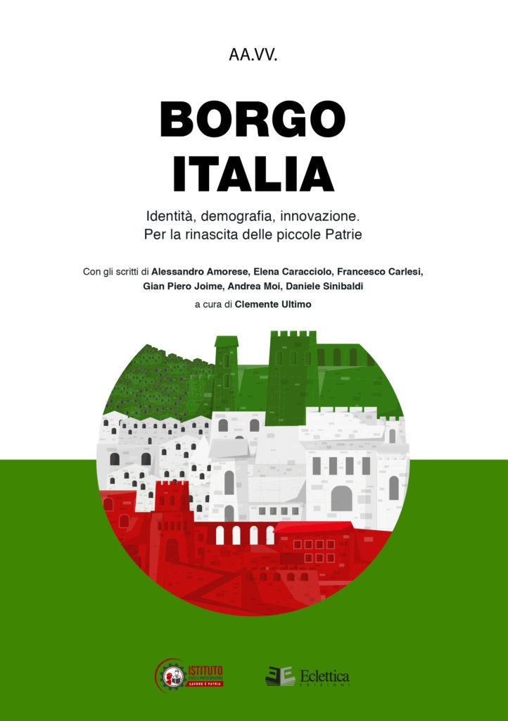 Libro BORGO ITALIA | Istituto Stato e Partecipazione