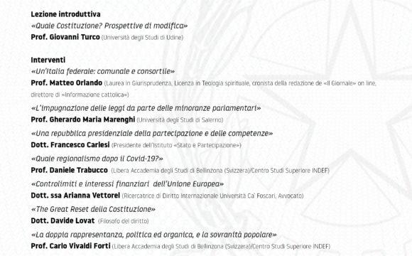 Disfatti l'Italia e gli italiani, ora bisogna rifare entrambi: la necessità di una riforma costituzionale